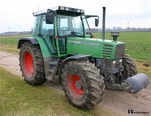 tracteur Fendt FAVORIT 511C
