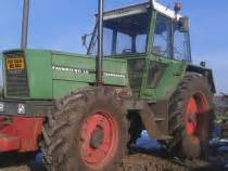 tracteur Fendt FAVORIT 611LS