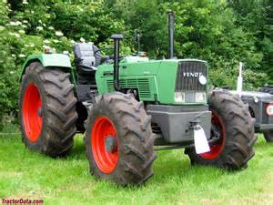 tracteur Fendt FAVORIT 611S