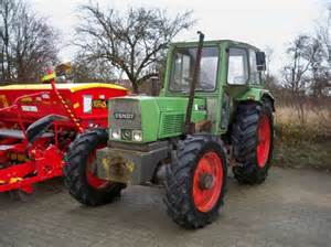 tracteur Fendt FAVORIT 612S