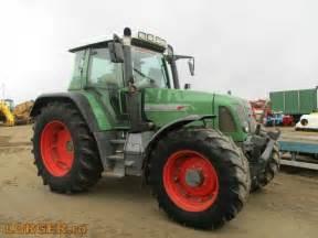 tracteur Fendt FAVORIT 711 VARIO