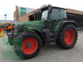 tracteur Fendt FAVORIT 712 VARIO