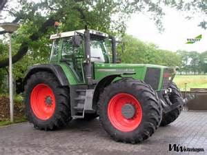 tracteur Fendt FAVORIT 822