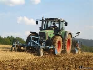 tracteur Fendt FAVORIT 916 VARIO