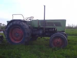tracteur Fendt FIX 2E