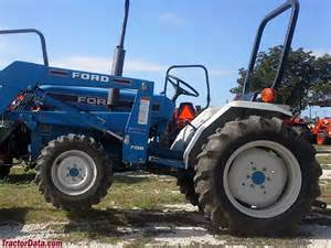 tracteur Ford 1715