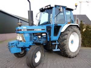 tracteur Ford 5110