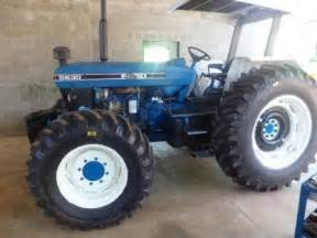 tracteur Ford 5630