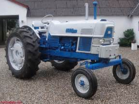 tracteur Ford 6000