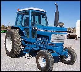 tracteur Ford 6710