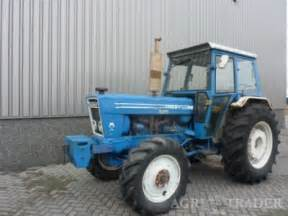tracteur Ford 7095