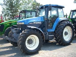 tracteur Ford 8970