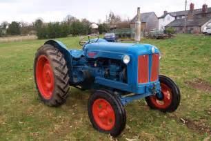 tracteur Fordson MAJOR