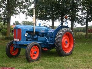 tracteur Fordson NEW MAJOR