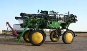 tracteur John Deere 4730