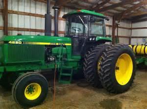 tracteur John Deere 4850