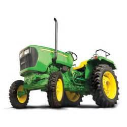 tracteur John Deere 5036C