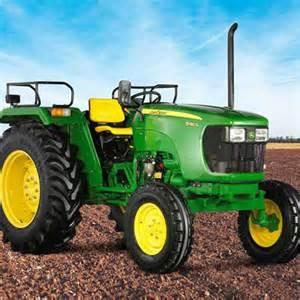 tracteur John Deere 5050D