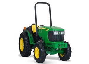 tracteur John Deere 5076EF