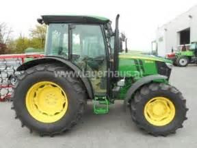 tracteur John Deere 5080G