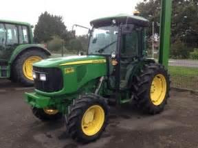 tracteur John Deere 5100GF