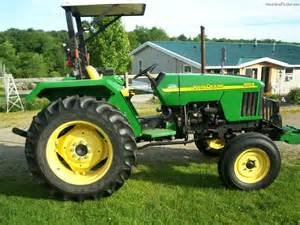 tracteur John Deere 5103