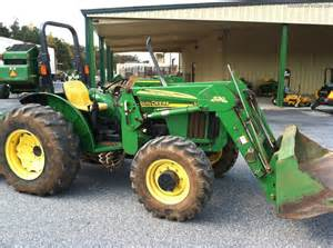 tracteur John Deere 5105