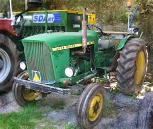 tracteur John Deere 515