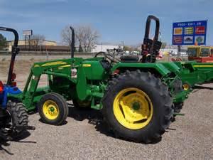 tracteur John Deere 5203