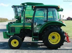 tracteur John Deere 5520