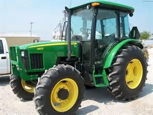 tracteur John Deere 5603