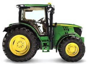 tracteur John Deere 6105R