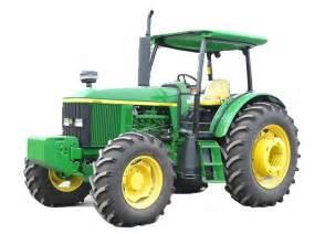 tracteur John Deere 6110B