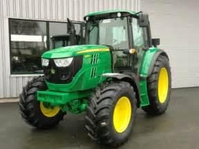 tracteur John Deere 6115M