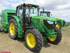 tracteur John Deere 6125M