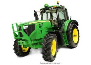 tracteur John Deere 6145M