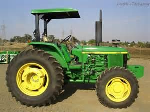 tracteur John Deere 6403