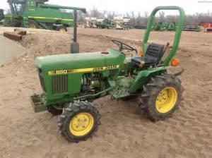 tracteur John Deere 650