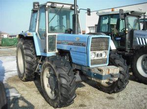 tracteur Landini 10000