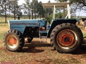 tracteur Landini 12500
