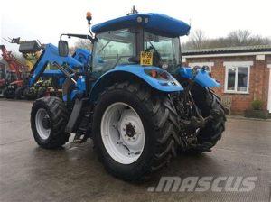 tracteur Landini 145
