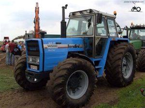 tracteur Landini 14500