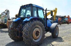 tracteur Landini 165