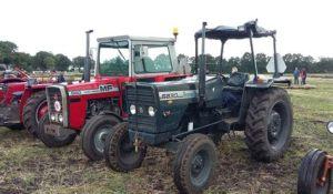 tracteur Landini 5830