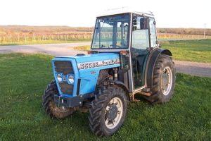 tracteur Landini 6560F
