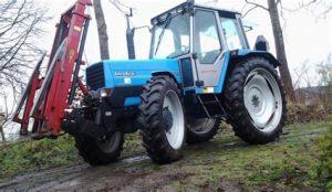 tracteur Landini 6880