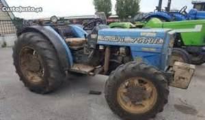 tracteur Landini 7560F