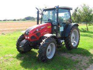 tracteur Landini ALPINE 85