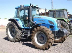 tracteur Landini LEGEND 125 TDI