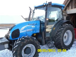 tracteur Landini POWERFARM 75